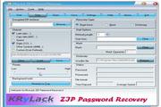 KRyLack ZIP Password Recovery