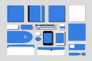 办公用品模板源文件设计