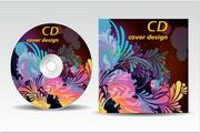 矢量潮流CD光盘...