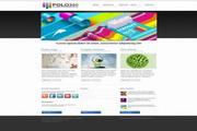 国外网页设计PSD...
