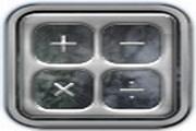 浮雕电脑桌面图标下载