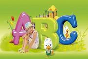 ABC儿童海报设计源文件