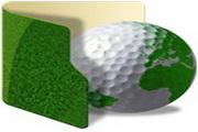 高尔夫球桌面图标下载