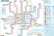上海地铁交通线路图pdf格式