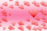 情人的心PPT模板