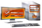 电脑机箱桌面图标下载