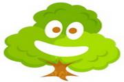 绿色个性表情图标下载