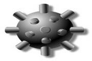 灰色电脑桌面图标下载4