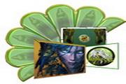 绿色电脑桌面图标下载2