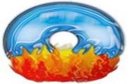 冰爽火焰桌面图标下载