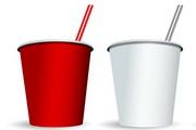 饮料可乐矢量图