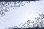 矢量时尚花纹元素素材10