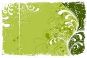 矢量时尚花纹元素素材12