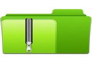 绿色文件夹图标下载5