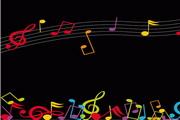 音乐符号矢量素材
