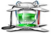 绿色环抱桌面图标下载