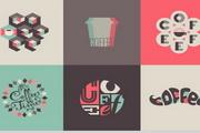 咖啡创意图形