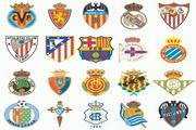 足球俱乐部logo矢量图
