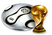 世界杯足球奖杯图标