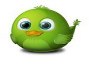 可爱卡通小鸟图...