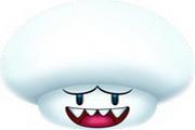 卡通蘑菇头图标...
