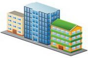 城市建筑电脑图标下载