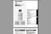 夏普SJ-P70MK2-HS冰箱使用说明书