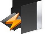 黑色文件夹图标下载3
