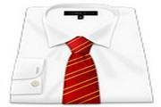 衬衫和领带图标下载