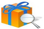 礼物盒子电脑图标下载