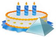 生日蛋糕电脑图标下载