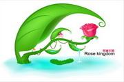 矢量玫瑰王国图