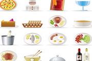 餐厅厨房图标