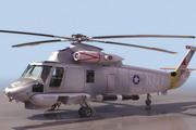 军事直升机3dmax...