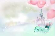 童话之旅PSD儿童模板