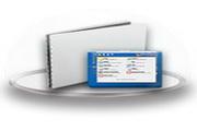 立体文件夹桌面图标