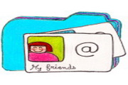 卡通电脑桌面图标下载7