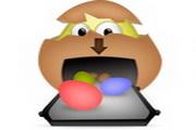 蛋形系统桌面图标下载