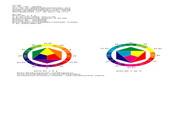 12色环矢量图 免费版