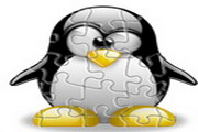 可爱QQ企鹅图标...