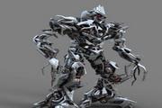 3D素材变形金刚...