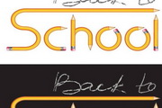 铅笔构造学校英...