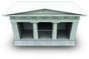 经典建筑桌面图标下载