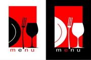 餐馆菜单矢量设计素材
