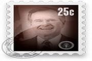 美国总统邮票桌面图标