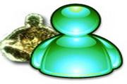 绿色电脑桌面图标下载3