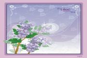 精美鲜花边框素材5