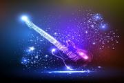 璀璨音乐矢量设计元素