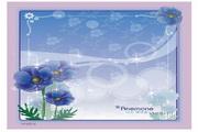 精美鲜花边框素材10