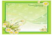 精美鲜花边框素材14
